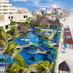 Отель Royal Solaris Cancun - Все включено Мексика, Канкун - 8 отзывов об отеле, цены и фото номеров - забронировать отель Royal Solaris Cancun - Все включено онлайн бассейн фото 13
