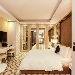 Hotel The Designers Cheongnyangni 3* Номер Делюкс с различными типами кроватей фото 4