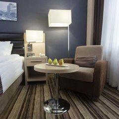 Гостиница Park Inn by Radisson Izmailovo Moscow 4* Стандартный номер с двуспальной кроватью фото 2