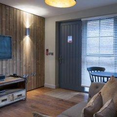 Отель The Lawrance Luxury Aparthotel - York 4* Апартаменты с различными типами кроватей фото 4