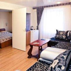 Гостиница Волгоградская Люкс с двуспальной кроватью фото 10