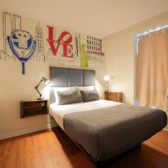 Отель CITY ROOMS NYC - Soho Стандартный номер с различными типами кроватей фото 4