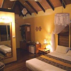 Отель Club Fiji Resort 3* Бунгало с различными типами кроватей фото 7