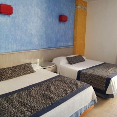 Hotel Club Del Sol Acapulco 3* Стандартный номер с различными типами кроватей