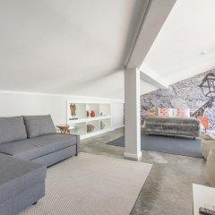 Отель Emporium Lisbon Suites 4* Улучшенный люкс с различными типами кроватей фото 7