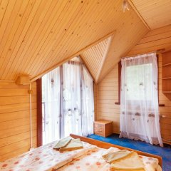 Гостиница Cottages Sim Vitriv сауна