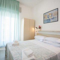 Hotel Sanremo Rimini 3* Стандартный номер с двуспальной кроватью фото 2