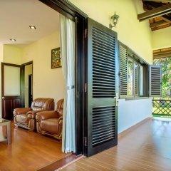 Отель Agribank Hoi An Beach Resort 3* Вилла с различными типами кроватей фото 14