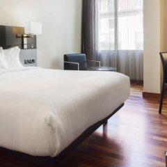 Отель AC Hotel Avenida de América by Marriott Испания, Мадрид - отзывы, цены и фото номеров - забронировать отель AC Hotel Avenida de América by Marriott онлайн комната для гостей фото 5
