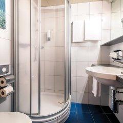 Отель Leonardo Boutique Hotel Rigihof Zurich Швейцария, Цюрих - 11 отзывов об отеле, цены и фото номеров - забронировать отель Leonardo Boutique Hotel Rigihof Zurich онлайн ванная