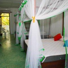Отель FEEL Villa 2* Стандартный семейный номер с двуспальной кроватью фото 3