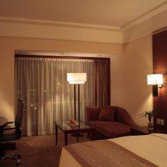 Отель Park Plaza Beijing Science Park 4* Улучшенный номер с различными типами кроватей фото 2