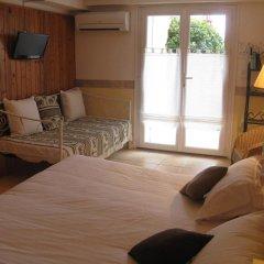 Отель Hôtel La Fiancée Du Pirate 3* Стандартный номер с различными типами кроватей фото 9
