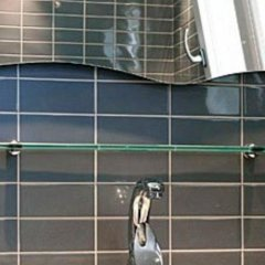 Отель Thera Mare Hotel Греция, Остров Санторини - 1 отзыв об отеле, цены и фото номеров - забронировать отель Thera Mare Hotel онлайн ванная фото 2