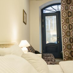 Апартаменты Duplex Apartment near Sharden Street комната для гостей фото 2