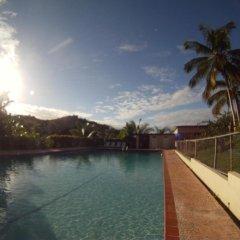 Отель Hacienda Moyano бассейн фото 2