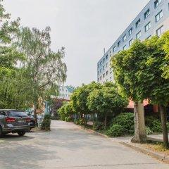 Отель a&o Berlin Kolumbus Германия, Берлин - 2 отзыва об отеле, цены и фото номеров - забронировать отель a&o Berlin Kolumbus онлайн парковка