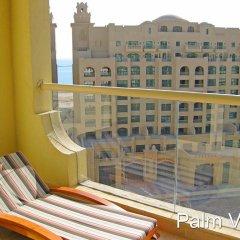Отель Royal Club at Palm Jumeirah Апартаменты с двуспальной кроватью фото 4