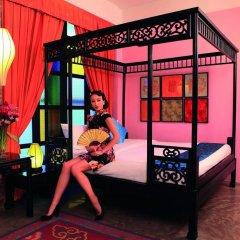 Shanghai Mansion Bangkok Hotel 4* Улучшенный номер с двуспальной кроватью фото 3