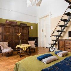 Home Made Hostel Студия с различными типами кроватей фото 4