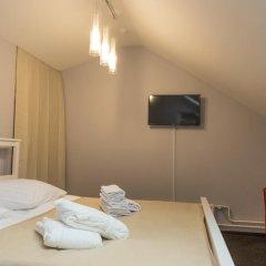 Апартаменты на Поварской Двухкомнатные апартаменты с различными типами кроватей фото 6