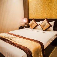 Hoang Dung Hotel – Hong Vina 2* Номер Делюкс с различными типами кроватей фото 10