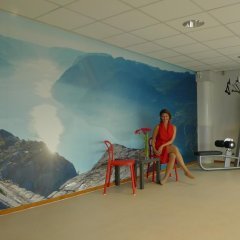 Отель Radisson Blu Atlantic Ставангер бассейн