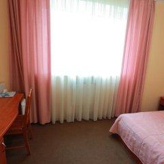 Гостиница У фонтана 3* Улучшенный номер двуспальная кровать фото 13