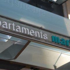 Отель Suites Marina - Abapart Испания, Барселона - отзывы, цены и фото номеров - забронировать отель Suites Marina - Abapart онлайн городской автобус