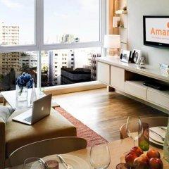 Отель Amari Residences Bangkok гостиничный бар