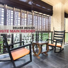 Отель Pavilion Samui Villas & Resort 4* Стандартный номер с различными типами кроватей фото 10