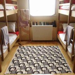 Like Hostel Tbilisi Кровать в общем номере с двухъярусной кроватью фото 13