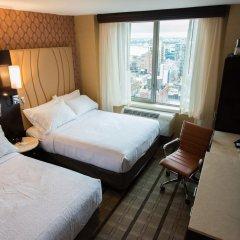 Отель Holiday Inn New York City - Times Square 3* Стандартный номер с различными типами кроватей фото 2