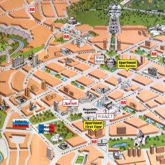 Отель Top Apartments - Yerevan Centre Армения, Ереван - отзывы, цены и фото номеров - забронировать отель Top Apartments - Yerevan Centre онлайн детские мероприятия фото 2