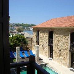 Отель Creta Seafront Residences 2* Улучшенный номер с различными типами кроватей фото 18