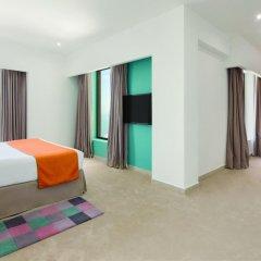 Ramada Hotel & Suites by Wyndham JBR 4* Апартаменты с различными типами кроватей фото 9