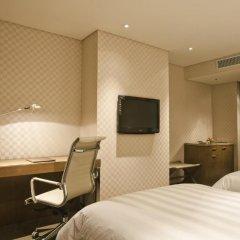 Lotte City Hotel Mapo 4* Номер Делюкс с различными типами кроватей фото 9