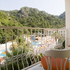Mirage World Hotel - All Inclusive 4* Стандартный номер с различными типами кроватей фото 3