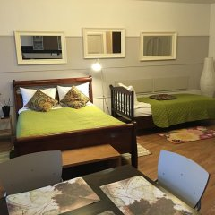 Апартаменты Lvovo Apartments комната для гостей фото 4