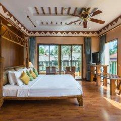 Отель Chaba Cabana Beach Resort 4* Полулюкс с различными типами кроватей фото 8