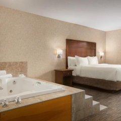 Отель Days Inn & Suites by Wyndham Brooks 2* Улучшенный люкс с различными типами кроватей фото 2