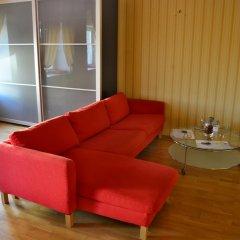 Апартаменты Невская классика Номер категории Эконом с двуспальной кроватью (общая ванная комната) фото 2