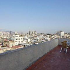 Отель Apartamentos Mur Mar Испания, Барселона - отзывы, цены и фото номеров - забронировать отель Apartamentos Mur Mar онлайн балкон