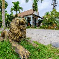 Отель Baan Phu Chalong спортивное сооружение