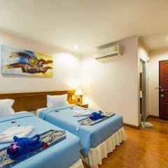 Inn Patong Hotel Phuket 3* Номер Делюкс с двуспальной кроватью фото 10
