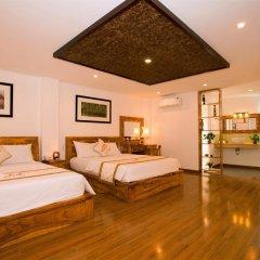 Rex Hotel and Apartment 3* Семейная студия с двуспальной кроватью фото 8