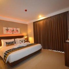 Отель Grand Barong Resort 3* Номер Делюкс с различными типами кроватей фото 10