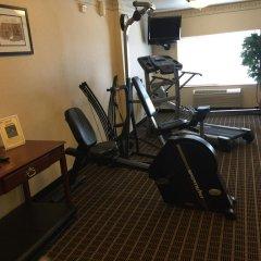 Отель Quality Inn and Suites Summit County фитнесс-зал фото 2