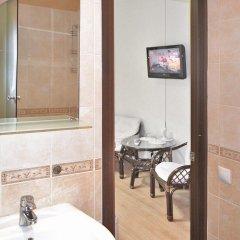 Гостиница Столичная ванная фото 2