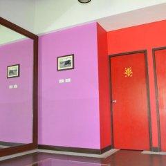 Отель Samui Heritage Resort сейф в номере